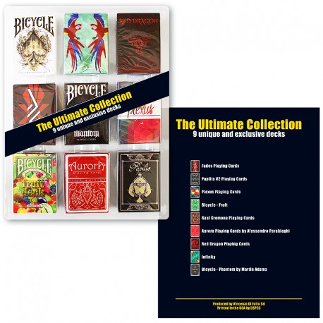 Ultimate Collection - Bicycle 9 talii