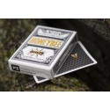 Honeybee V2 Playing Cards - Black