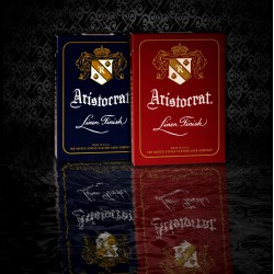 Aristocrat Vintage RED/BLUE