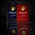 Aristocrat Vintage RED/BLUE