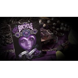 Bicycle Anne STOKES Dark Heart