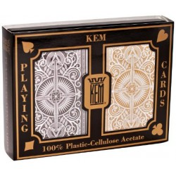 KEM Arrow Black & Gold Narrow Standard Index