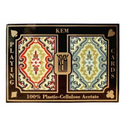 KEM Paisley Narrow Standard Index